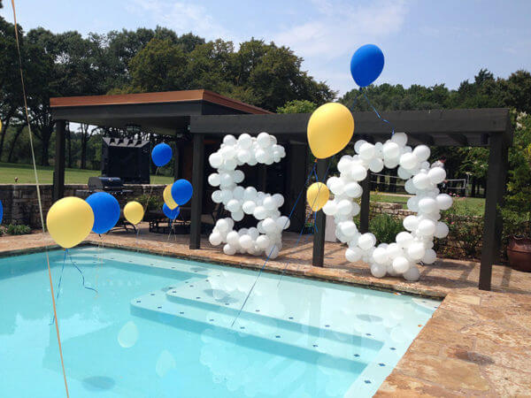 50th birthday party event planner Dallas 1