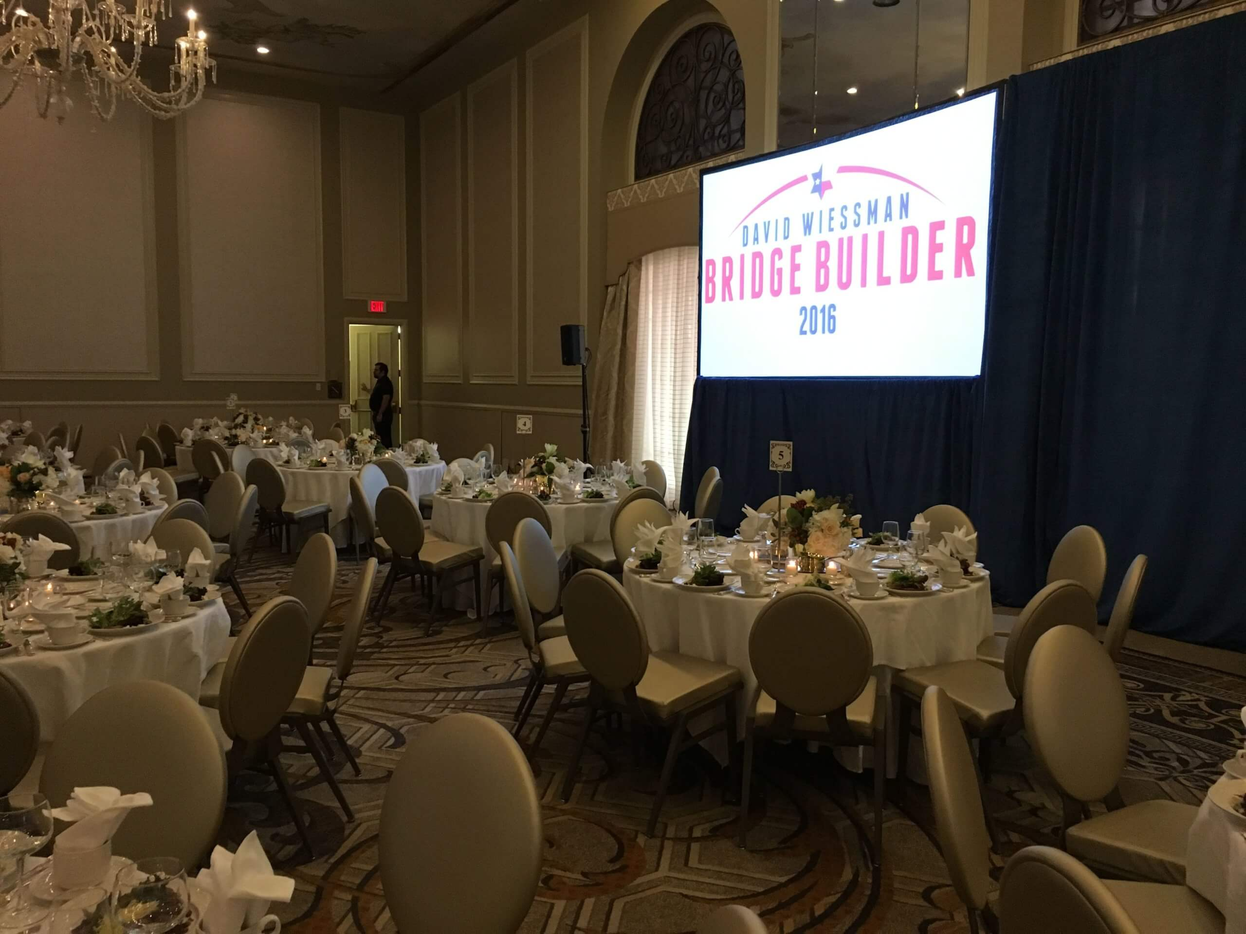 David Wiessman Bridge Builder Award Gala 4