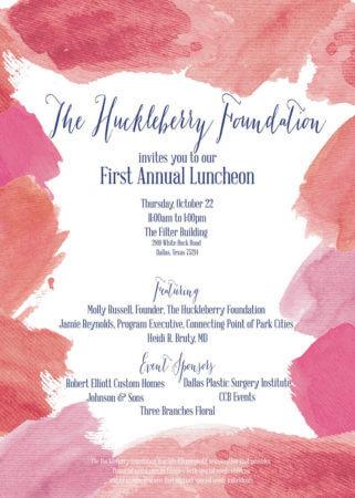 Huckleberry Foundation